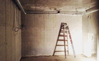 地下室の画像